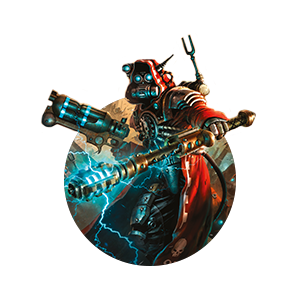Kill Team Adeptus Mechanicus