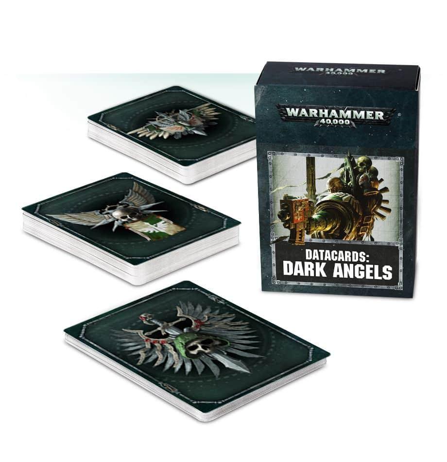 Datacards Dark Angels Image