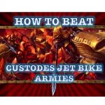 Meta Buster: Killing Custodes jet bike armies