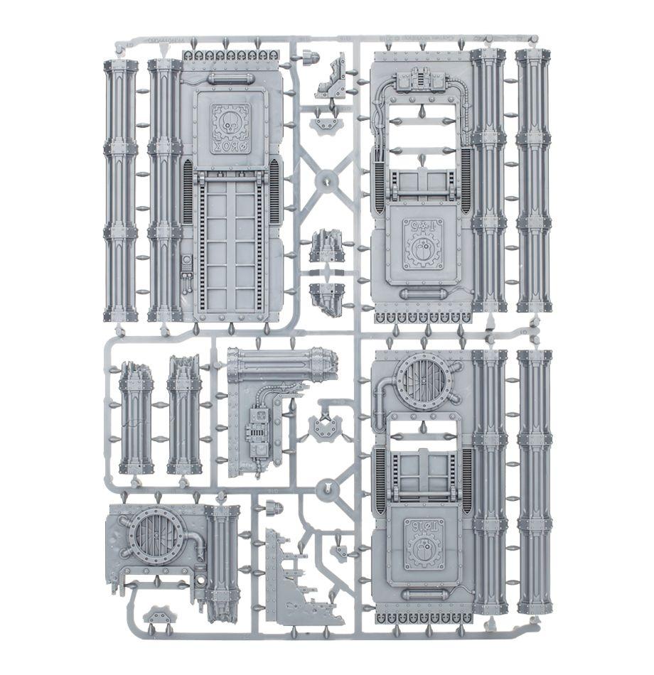 Sector Imperialis Manufactorum Games Workshop Brand New 99120199058