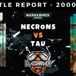 Warhammer 40,000 Competitive Battle Report – Necrons Vs Tau - Freeview