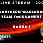 ELITE Streaming - Northern Warlords Teams - Round 1
