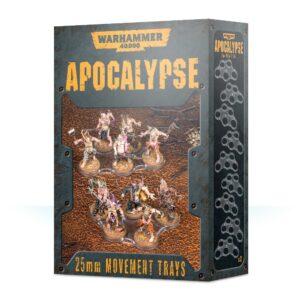Apocalypse Movement Trays - 25mm Image
