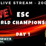 ELITE Streaming – ESC 40K World Championship – Day 1