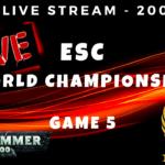 ELITE Streaming – ESC 40K World Championship – Game 5