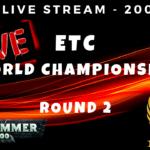 ELITE Streaming – ETC 40K Team World Cup – Belarus vs Croatia - Game 2