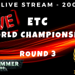 ELITE Streaming – ETC 40K Team World Cup – USA vs England – Game 3