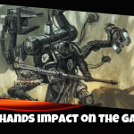 What do Iron Hands mean for the Game!!