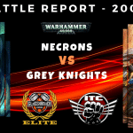Competitive ITC Battle Report – Grey Knights vs Necrons – Warhammer 40k