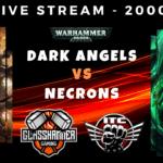 Nuts to Nurgle Series!! - Dark Angels vs Necrons