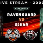 Nuts to Nurgle Series!! – Grey Knights vs Eldar