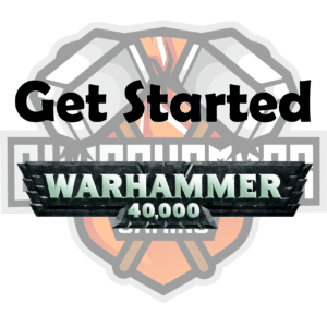 Get Started with 40k