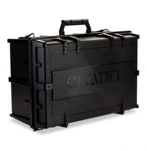 Citadel Crusade Figure Case Image