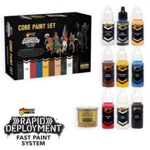 Warlord Core Paint Set Image