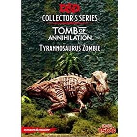 Tyrannosaurus Zombie Image