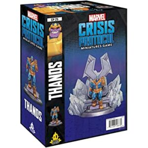 Marvel Crisis Protocol Thanos Character Pack Image