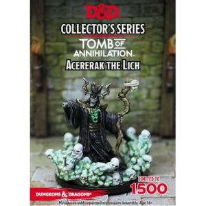 Tomb of Annihiliation - Acererak the Lich Image
