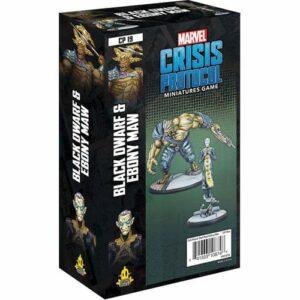 Marvel Crisis Protocol: Black Dwarf and Ebony Maw Image