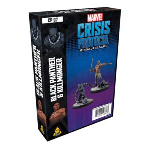 Marvel Crisis Protocol: Black Panther and Killmonger Image
