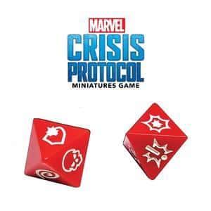 Marvel Crisis Protocol: Dice Pack Image