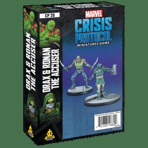 Marvel Crisis Protocol: Drax and Ronan the Accuser Image