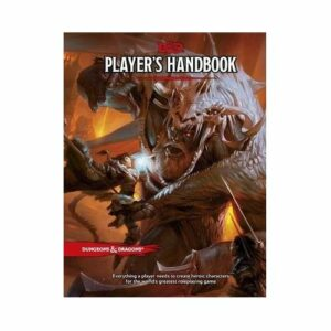 Dungeons & Dragons Player