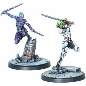 Marvel Crisis Protocol: Gamora and Nebula Image