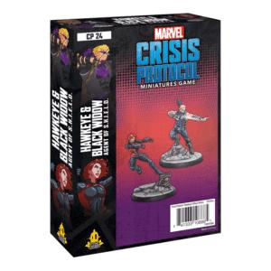 Hawkeye and Black Widow: Crisis Protocol Image