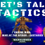 Custodies Are Good Again! (with Mckensie) – Let's Talk Tactics – Warhammer 40k Meta Analysis