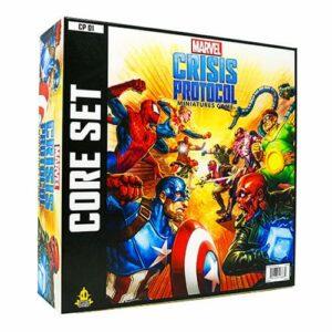 Marvel Crisis Protocol Core Image