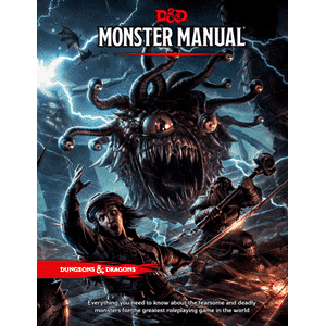 Dungeons & Dragons RPG Monster Manual (DDN) Image