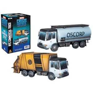 Marvel Crisis Protocol: NYC Commercial Truck Terrain Pack Image