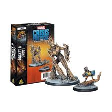 Marvel Crisis Protocol: Rocket and Groot Image