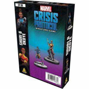 Marvel Crisis Protocol: Shuri and Okoye Image