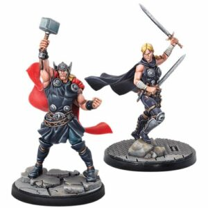 Marvel Crisis Protocol: Thor and Valkyrie Image