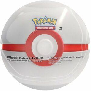 Pokemon TCG Premier Ball Tin - Series 5 Image