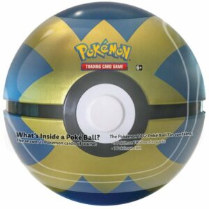 Pokemon TCG Quick Ball Tin - Series 5 Image
