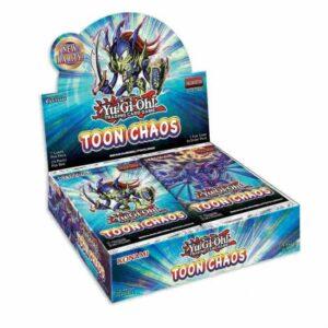 Yu-Gi-Oh! TCG Toon Chaos Booster Box Image