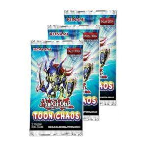 Yu-Gi-Oh! TCG Toon Chaos Boosters Image