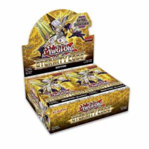 Yu-Gi-Oh! TCG Eternity Code Booster Box Image