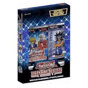 Yu-Gi-Oh! TCG Legendary Duelists: Season 1 Image