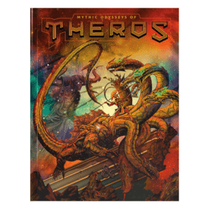 Dungeons & Dragons Mythic Odysseys of Theros Image