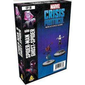 Marvel Crisis Protocol: Spider-Man & Ghost-Spider Image