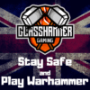 Stay Safe & Play Warhammer Tournament Ticket