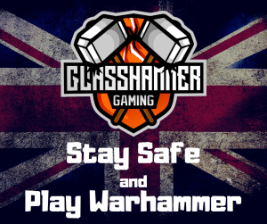 Stay Safe & Play Warhammer Tournament Ticket Image
