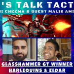 Let's Talk Tactics –Glasshammer GT Winner – Harlequins & Eldar