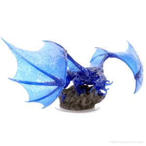Adult Sapphire Dragon Image
