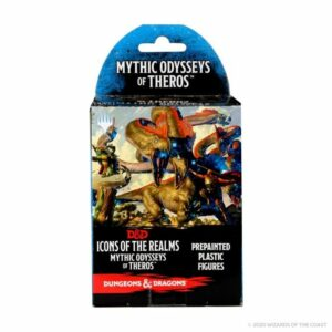Icons Of The Realms Mythic Odysseys Of Theros Booster Image