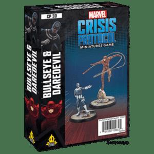 Marvel Crisis Protocol: Bullseye and Daredevil Image