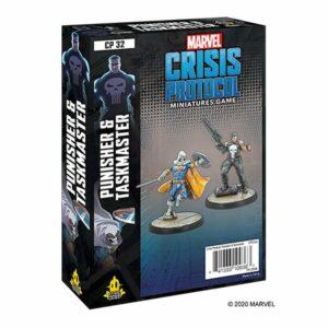 Marvel Crisis Protocol: Punisher and Taskmaster Image